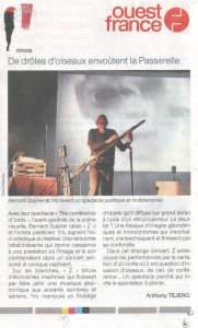 art rock 2013 + ouest france